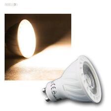 GU10 riflettore LED COB dimmerabile 7W,bianco caldo,540lm,Lampada Spot