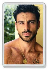 Michele Morrone (Massimo Torricelli - 365 Days) Fridge Magnet *Great Gift*