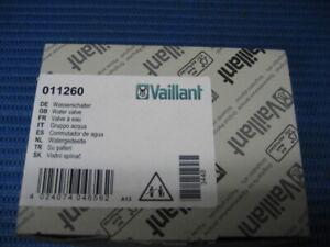 Vaillant Wasserschalter VCW 194 XE-C VCW 194/2 XE-C 011260 NEU&OVP
