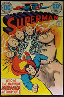 Superman #271 |VF- 7.5|1974 Bronze Age DC Comics