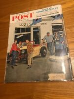 Saturday Evening Post March 26 1960 Debbie Reynolds Pete Martin Columbia Kirk
