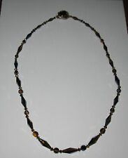 Vintage Sherman Necklace Signed  FREE SHIPPING