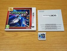 STARFOX 64 3D - NINTENDO 3DS PAL ESPAÑA - 2DS XL STAR FOX STARWING LYLAT WARS