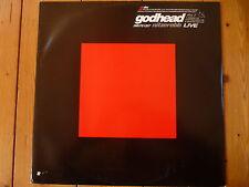 "Nitzer Ebb Godhead Live / Mute Vinyl, 12"", Limited Edition, Single 2MUTE135T LP"
