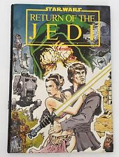 Star Wars The Return Of The Jedi 1984 Annual Vintage