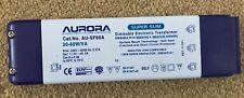Aurora Superslim-Réglable Transformateur électronique AV-SF60A - Sans Boîte habillées