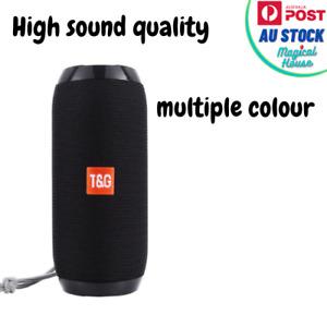 Portable wireless bluetooth subwoofer waterproof outdoor speaker stereo speaker