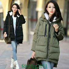 Winter Warm Orolay Style Women thicken Padded Coat Hooded Jacket Parka Outwear !