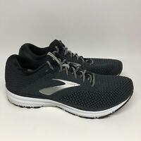 Brooks Revel 2 Men's Running Shoes Size 12.5 Black