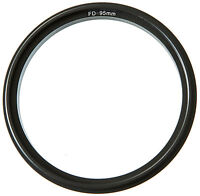 FilterDude 95mm LEE Compatible Non Wide Angle Adapter Ring for Filter Holder