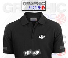 2x DJI Iron on Clothing Decals