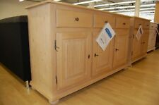 XXL Cottage Floorboards or Bedroom Dresser Wood Solid Spruce Waxed R138