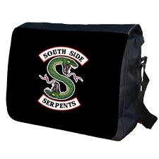 South Side Serpents Southside Serpents Riverdale School College Messenger Bag