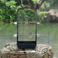 """New listing Large Bird Cage Play Top Parrot Chinchilla Cage l Cockatoo 36""""Tall Pet House-Us"""