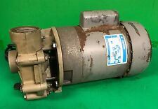 Century AC Pump Motor Cat. No. B615, 3/4 HP, 230/115V, Single Phase, 3450 RPM