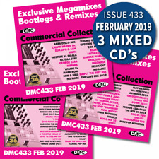 DMC Commercial Collection Issue 433 Bootleg Remix & Megamix DJ Triple Music CD
