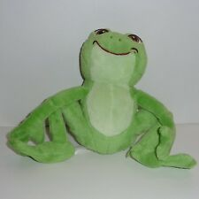 Doudou Grenouille Disney - Collection La princesse et la grenouille - Tiana