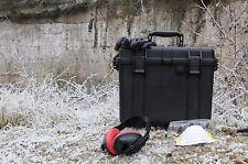 MALLETTE PROTECTOR ETANCHE 420x225x340mm BOITE POUR MUNITIONS STAND DE TIR