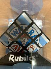 Brand New Where's Wally Rubik's Cube Special Collectors Edition Puzzle