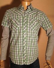 JACK & JONES Hemd Gr: S # New Wan Shirt s/s