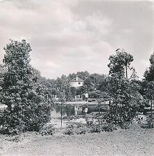 SURESNES c. 1950 -  Parc  Balade Bassin  Hauts-de Seine - DIV8279