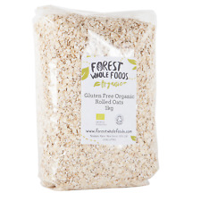 Sans Gluten Biologique Roulé Porridge Avoine 5kg - Forest Whole Foods