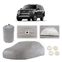 Ford Expedition 4 Layer SUV Car Cover Outdoor Water Proof Rain Sun Dust New Gen