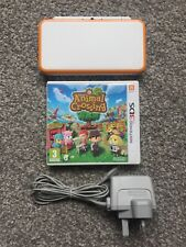 Nintendo 2ds Xl Console And Games Bundle Inc Animal Crossing.