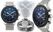 Balmer 14037 Men's Swiss Chronograph Vanquish Luminious Rhonda Black Watch