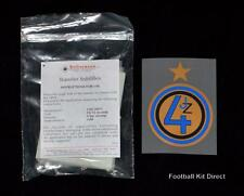 Inter milan Zanetti 2013/14 Last Match Football Shirt Patch/Badge