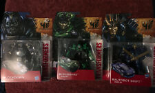 TRANSFORMERS AOE AGE OF EXTINCTION DELUXE Lot Of 3: Lockdown, Crosshairs, Drift