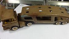 Structo Auto Haul Pressed Steel Used 1950'S