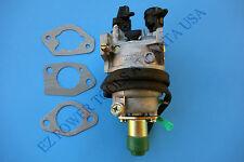 Powermax XP4000WGE 16HP 3500 4000 Watt Generator Welder Carburetor Assembly