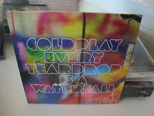 RAR CD MAXI. COLDPLAY. EVERY TEARDROP IS A WATERFALL. ED. CARTÓN. SEALED