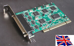 RS-232 PCI 8 Port Serial Card 16C950 8S