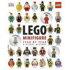 LEGO Minifigure Year By Year A Visual History Book