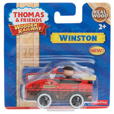 USA WINSTON SIR TOPHAM HATT'S CAR NEW IN BOX thomas wooden train engine
