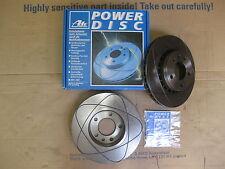 Opel Omega A - Senator B - Bremsscheiben belüftet 280mm ( ATE Power Disc)