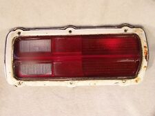 1976 1977 VOLARE ROAD RUNNER RH TAIL LIGHT #3881004 PLYMOUTH