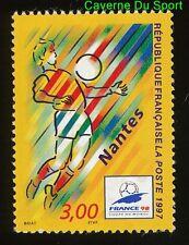 TIMBRES  NEUF - NANTES FRANCE 98 - COUPE DU MONDE DE FOOTBALL