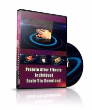 After Effects Project - Reflect -  Shipping Via Download