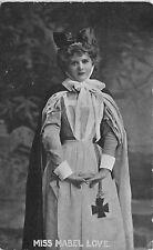 Mabel Love 1874 – 1953  British Dancer & Stage Actress.   Postcards lot  CB346