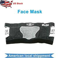 Reusable Washable Breathable Outdoor Sport Polyester Cloth Face Mask Covering