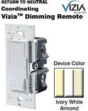 Leviton VZ00R 10 Vizia Dimming Coordinating Digital Return to Neutral Remote
