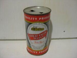 Great Falls Select Flat Top Beer can ,