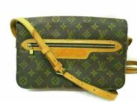 Authentic LOUIS VUITTON Monogram Saint Germain M51210 Shoulder Bag 85879