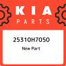 25310H7050 Kia 25310h7050 25310H7050, New Genuine OEM Part