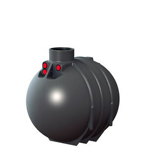 4300 Liter Regenwassertank Zisterne Wassertank Erdtank Regenwassernutzung