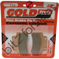 Brake Pads Goldfren Front Right CPI Popcorn 50 2003-2006