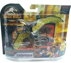 "Jurassic World DIMORPHODON Attack Pack Dinosaur Figure 7"" Inch Scale Toy Mattel"